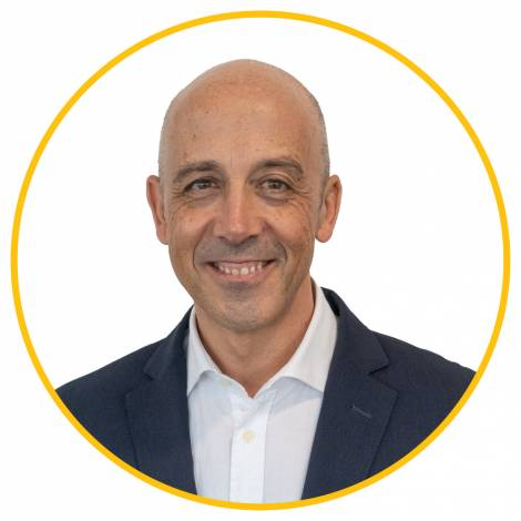 Luis Carrillo, Group Innovation Manager