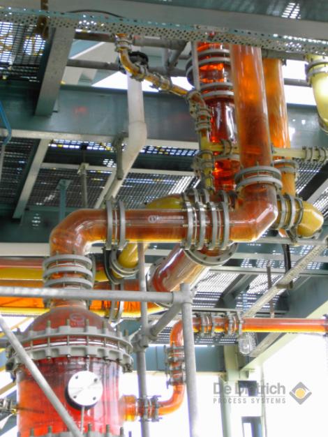 QVF® Bromine Processes | De Dietrich Process Systems