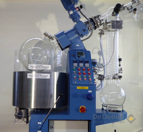 Rotary Evaporator ROTADEST Version 1