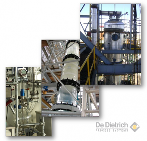 Range of Distillation Equipment