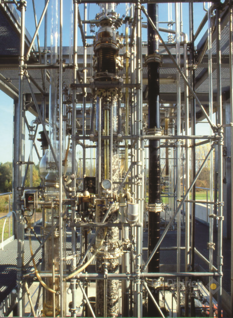 Acetic Acid Extraction Plant