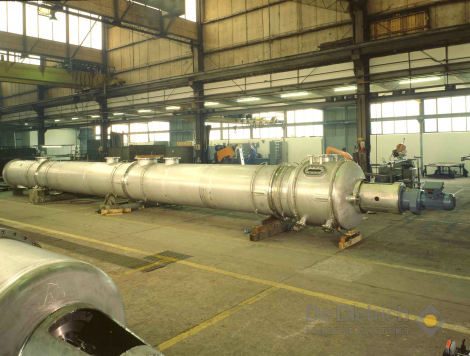 RZE Extraction Column