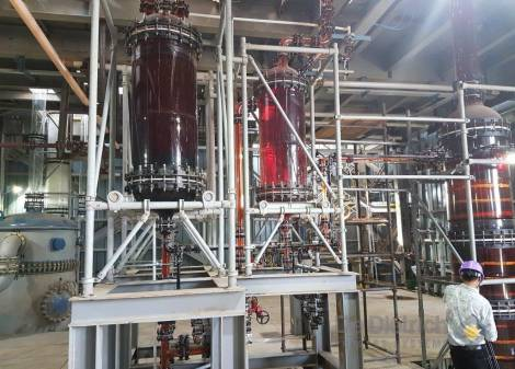 Equipment of Bromine Plant