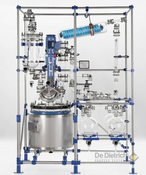 Components For Heat Transfer Qvf Supra Coil Heat Exchanger De Dietrich Process Systems