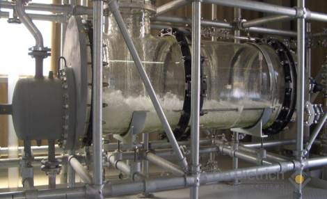 High concentration of sulfuric acid | De Dietrich Process Systems