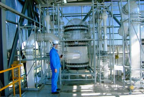 Sulfuric Acid Treatment | De Dietrich Process Systems