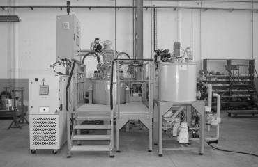 Reactor OptiMIx - HE Engineered System