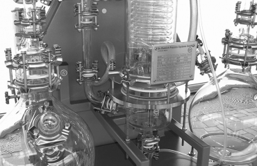 System Rotadest® - Rotary Film Evaporator