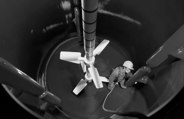 Glass Lined Reactor De Dietrich Process Systems