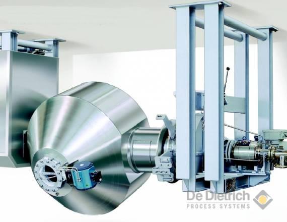 Doppelkonus trockner de dietrich process systems