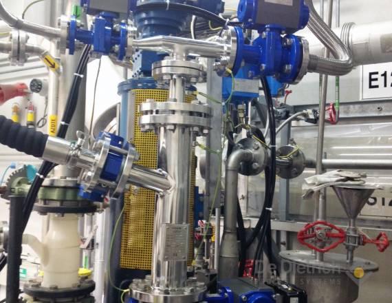 Powder Handling System The Powder Pump De Dietrich