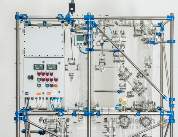 Compact Gas Scrubber Solution For Gas Absorption | De