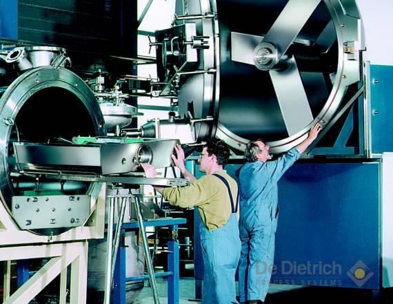 Universal trockner de dietrich process systems