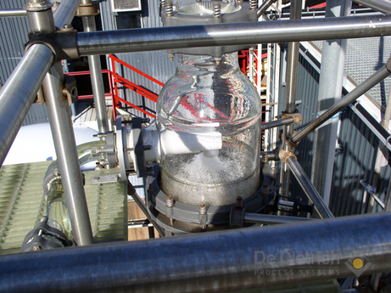Absorption of Hydrochloric Acid (HCL) Treatment System | De Dietrich