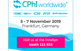 CPHI 2019 Frankfurt InnoSyn English